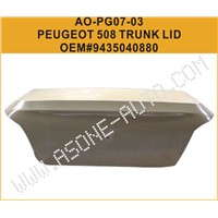 AsOne Trunk Lid For Peugeot 508 Car Accessories OEM=9435040880