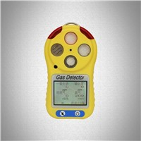 HuaFan portable compound gas alarming detector