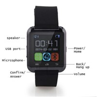 U8 Bluetooth smart Watch for android phone