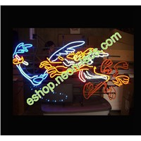 Road Runner Neon Sign