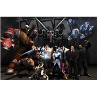 Star New Tech 3D Lenticular Raster Pattern Images