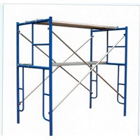 The Latest Strong metal gate frame scaffolding