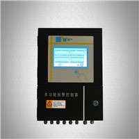 Touch screen control cabinet