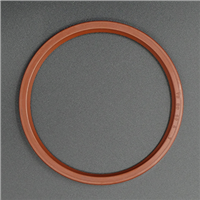 High pressure hydraulic rubber oil seals for Autos