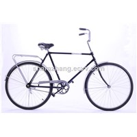 elegant city bike old style 26 or 28 inch road bicycle