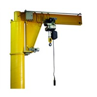 0.5-20t electric wire rope hoist with hook for cranes