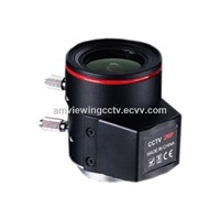 2MP HD 6-22mm Auto Iris Lens,CS Mount Manual Focus CCTV Lens Auto Iris,Manual Zoom CCTV Lens