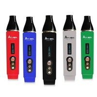 Atmos vicod vaporizer with ceramic heating chamber for baking dry herb