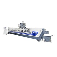 top precison aluminum PYB CNC machine