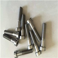 Gr2Titanium Taper Head Bolt