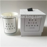 paper box, paper gift box,candle packing box