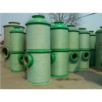 FRP dust catcher