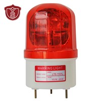 LTE-1101L LED lamp rotary rotating warning light for truck crane