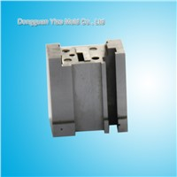 High speed steel precision mold part from China precision plastic mould maker