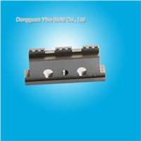 High speed steel precision plastic injection mold part with high quality
