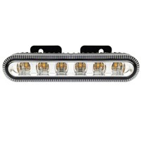 R65 LED Strobe Light Warning Lamp With ECE R65, R10 & SAE J845 Class1 Approved