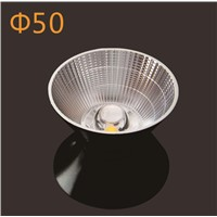 Lighting accessories COB reflector for grille lamp plastic reflector expert