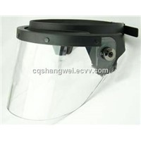 Face Shield and High Strength Anti Riot Helmet Visor