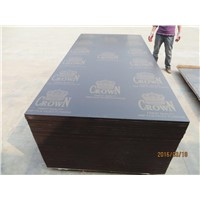 CROWN BRAND FILM FACED PLYWOOD, COMBI CORE, WBP