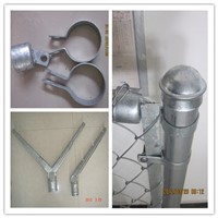 Galvanized  Chain Link Fence Fitting