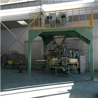Keestar 3CM-P Automatic Rice /Cement/ Fertilizer /Flour Weighing & Packing System