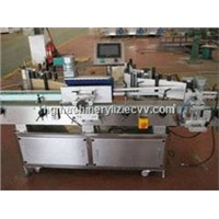 Self-adhesive labeling machine