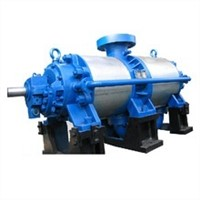 high pressure self-balancing multistage pump