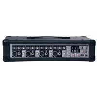 4 Channel Box Amplifier Mixer with USB