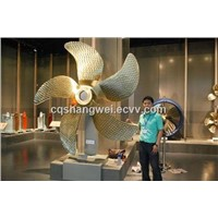 5 Blade Fixed Pitch Propeller/Marine Propeller