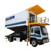 Catering Truck(Professional Provider Of Airport Ground Support Equipment with Best Quality In Shanghai)