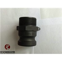High Quality Groove Joint Coupling PPCamlock Fitting typeFfor Industry