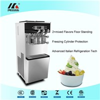 Taycool Classic Floor Standing Model Ice Cream Machine TC392S with High Overrun