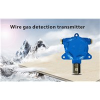 Wire gas detection transmitter