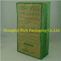 custom paper packaging bag 25kg for grout