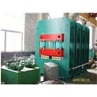 plate vulcanizer machine /rubber equipment