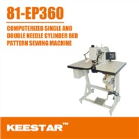 Keestar 81-EP360 Shoe Upper Sewing Machine Upholstery