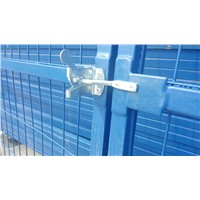 Portable Fence Gate for temporary fence enclosure