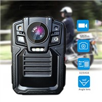 SOWIN-A 32GB/64GB 3900mAh police body worn camera with wifi