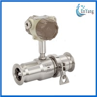 Water and oil turbine flow meter/ turbine flow sensor/ flow transmitter
