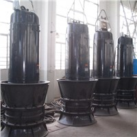 ZQB/HQB submersible axial (mixed)-flow pump