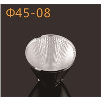High efficiency COB reflector for surface mounted downlight