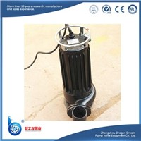 Mini WQK series cutting type sewage pump