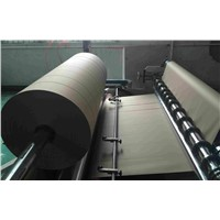 Paper slitting machine paper slitter and slitter rewinder for making edgeboard and paper tube core