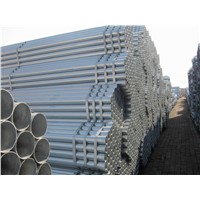 ASTM A36 Hot DIP Galvanized Round Steel Pipe (Tube)
