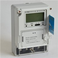Single Phase Two Wire Prepaid Electronic Energy Meter