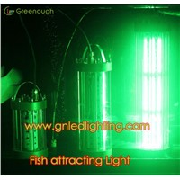 DC24V 220V 110V Fish Attractor Light Green Underwater Fish Light 500W China Manufacturer