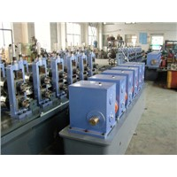 high-precision stainless steel tube mill line