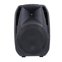 "15"" Active Bluetooth Speakers with USB, SD, LCD Display"
