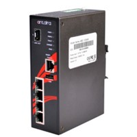 5-Port Industrial Gigabit Managed Ethernet Switch