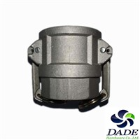 Standard stainless steel 304 quick camlock coupling   Type-D
